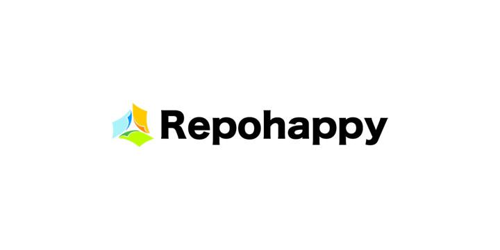 株式会社レポハピ ロゴ
